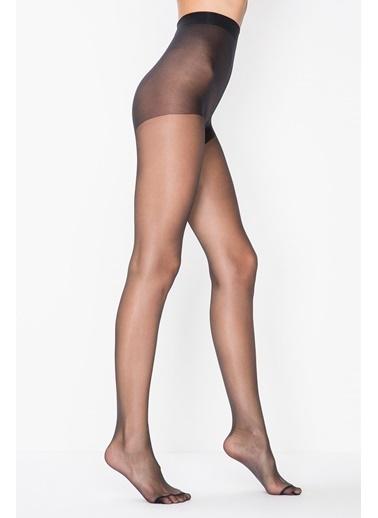Penti Kadın Siyah Mat 23 Külotlu Çorap MAT 20 KLT. Siyah